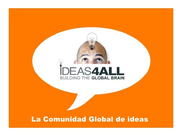 La Comunidad Global de ideas
