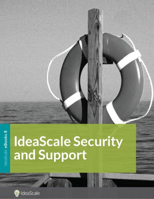 sales@ideascale.com +1 (206) 395-451   © 2012 IdeaScale