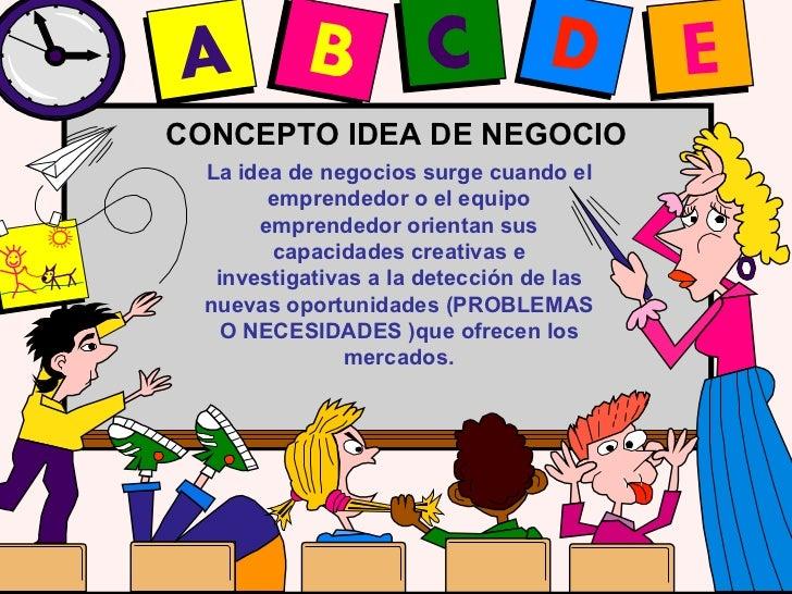 IDEAS DE NEGOCIO; 2.