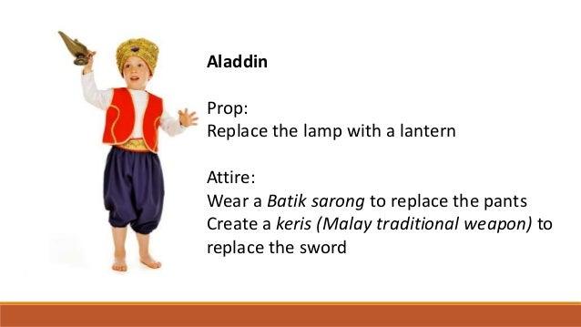 Ideas for Fairy Tale Costume Parade