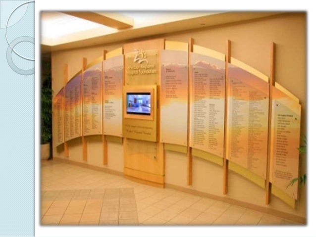Ideas For Donor Recognition Signs For Walls That Truly Inspire