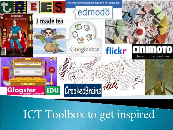 ICT Toolbox to get inspired