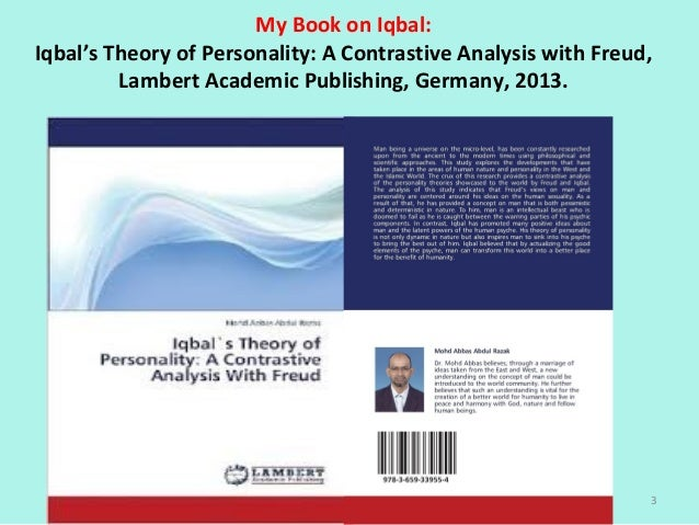 Iqbals Theory Of Knowledge Case Study Solution & Analysis