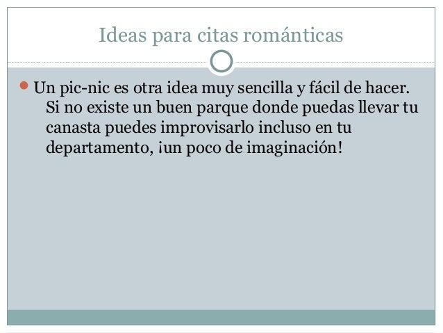 Ideas para citas rom nticas paola karina fagill for Preparar cita romantica