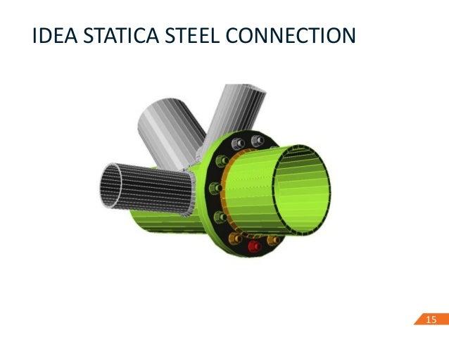 1515 IDEA STATICA STEEL CONNECTION