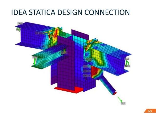 6868 IDEA STATICA DESIGN CONNECTION
