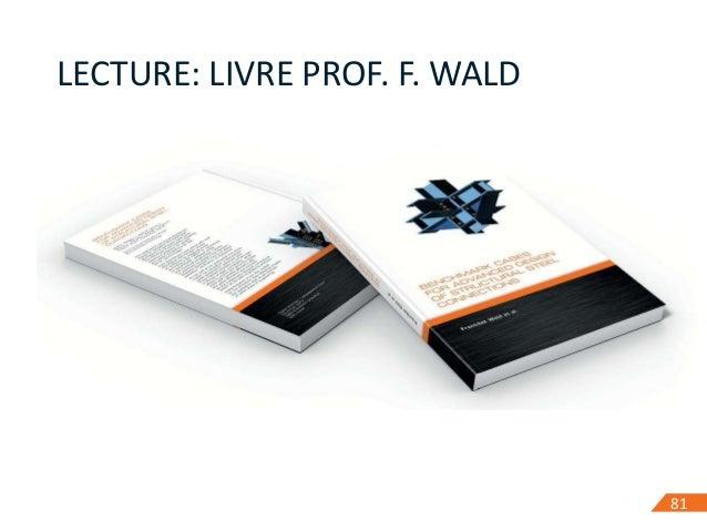 81 LECTURE: LIVRE PROF. F. WALD 81