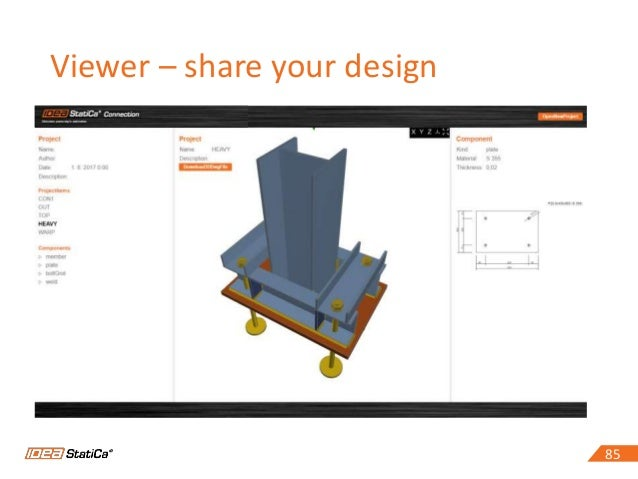 8585 Viewer – share your design