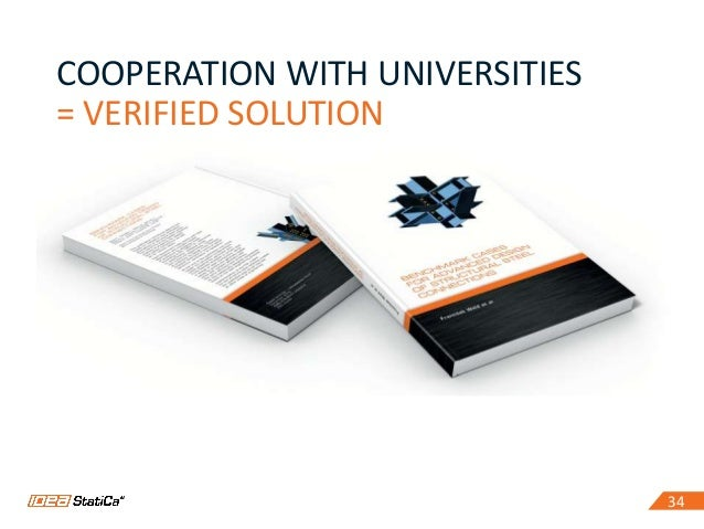 34 COOPERATION WITH UNIVERSITIES = VERIFIED SOLUTION 34