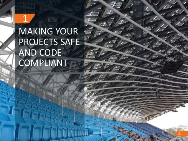 4 1 MAKING YOUR PROJECTS SAFE AND CODE COMPLIANT 4