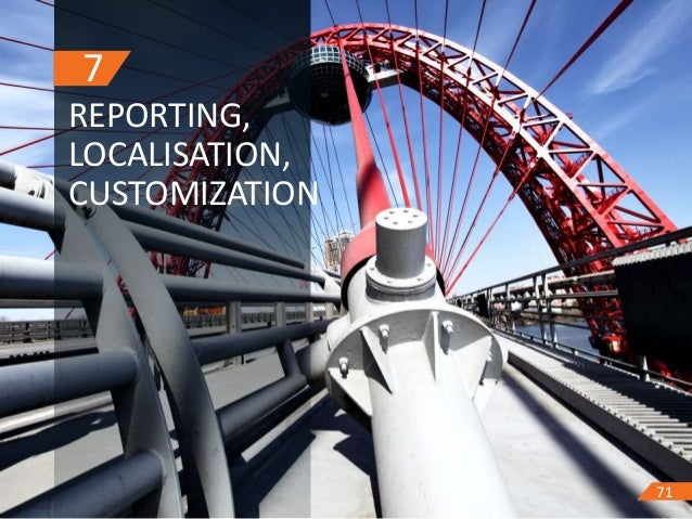 7272 REPORTING We support Eurocode 3 and AISC (US code). Various sets of material types, cross-sections, bolts, etc. Diffe...