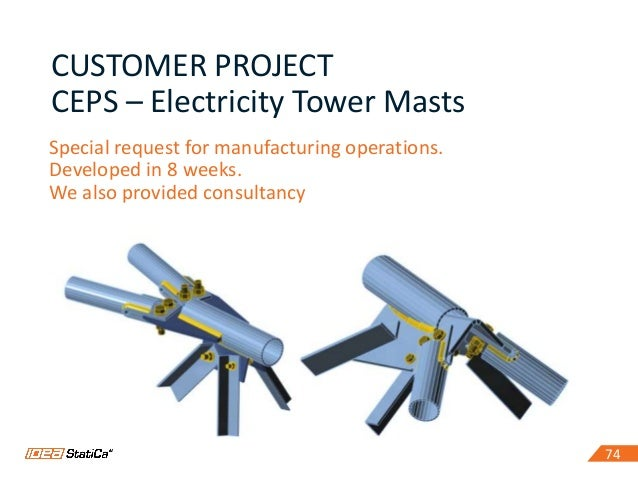 """75 CASE STUDY CEPS INVEST 75 Cenek Laub Head of engineering department """"Maintaining and developing electricity network in ..."""