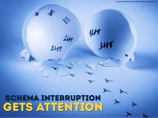 schema Interruption http://www.flickr.com/photos/tim-rt-photography/8676540682/sizes/k/in/photostream/ gets attention