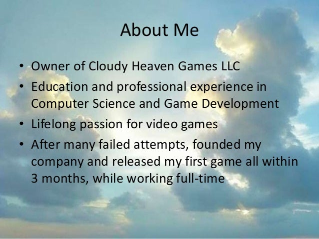 how to get game programming experience