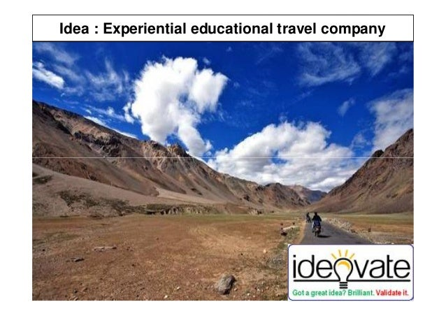 idea validation report trip planner for college and school students