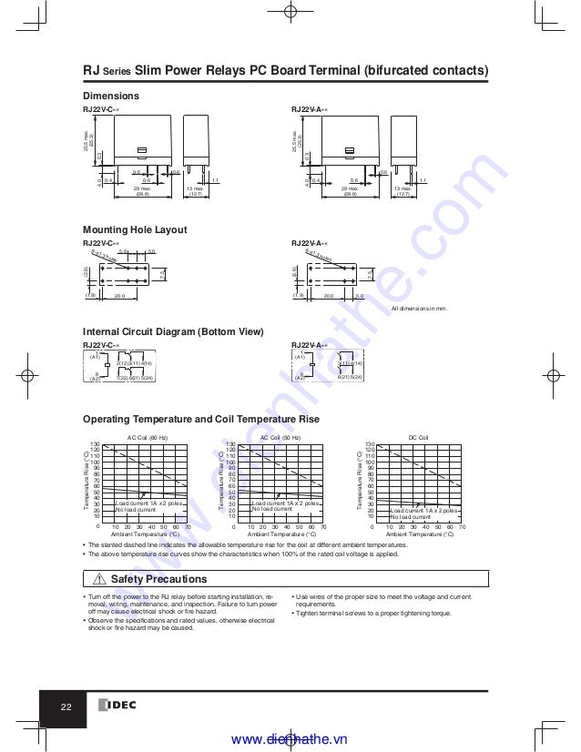 Rh2b U Relay Circuit Schematic - Block And Schematic Diagrams •