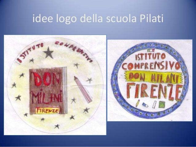 idee logo della scuola Pilati