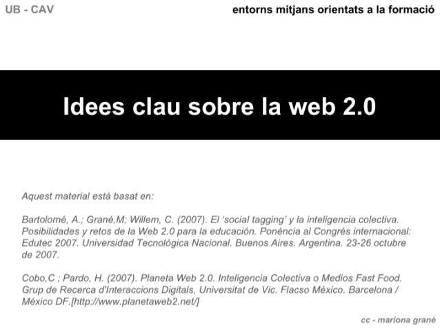 Idees Web20