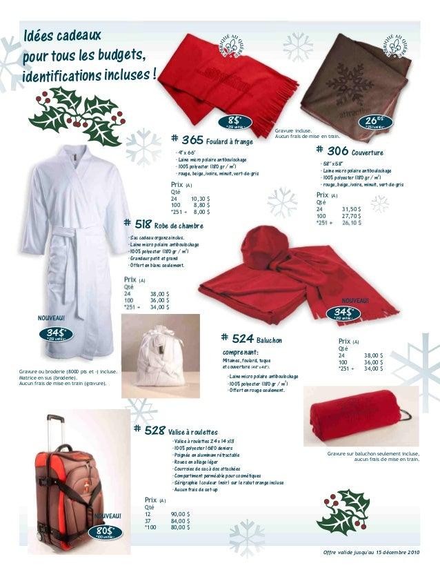 Idees cadeaux 2010