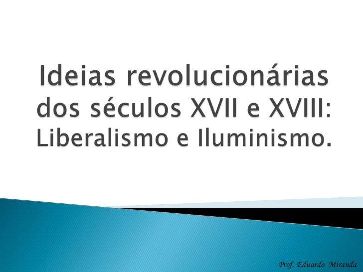 Prof. Eduardo Miranda