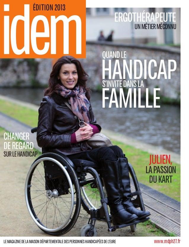 www.mdph27.frLemagazinedelamaisondépartementaledespersonneshandicapéesdel'eureErgothérapeuteunmétierméconnuJulien,lapassi...