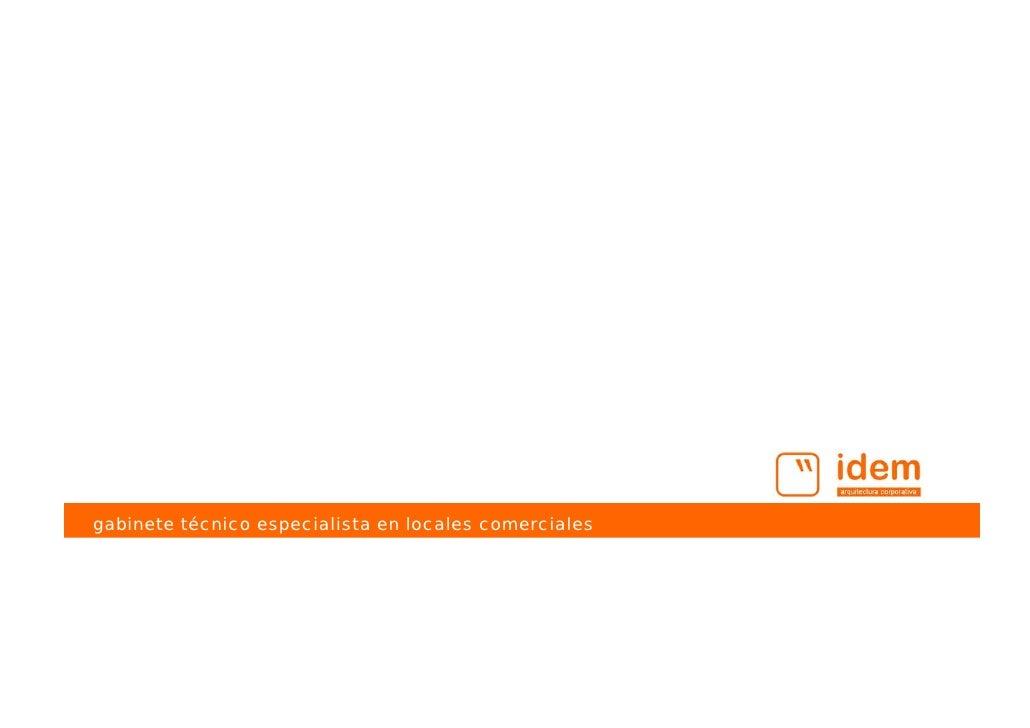 Avda. Cerdanyola nº 75 08172, Sant Cugat, Barcelonagabinete técnico especialista en locales comerciales   teléfono 93 590 ...
