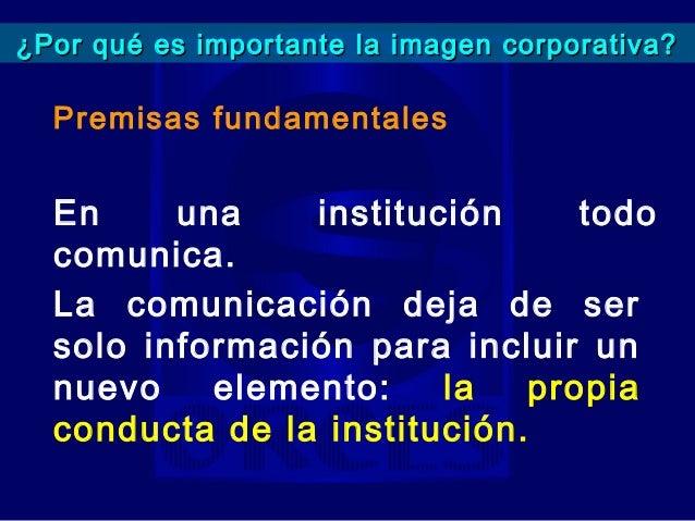 Imagen corporativaEs la estructura mental de la organización quese forman los públicos, como resultado delprocesamiento de...