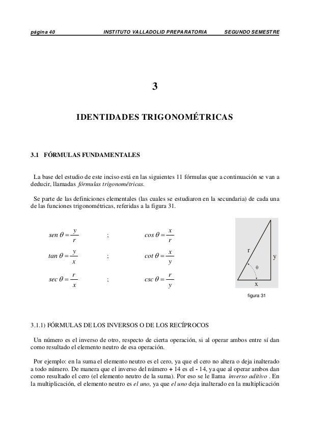 Identidades trigonometricas Slide 2