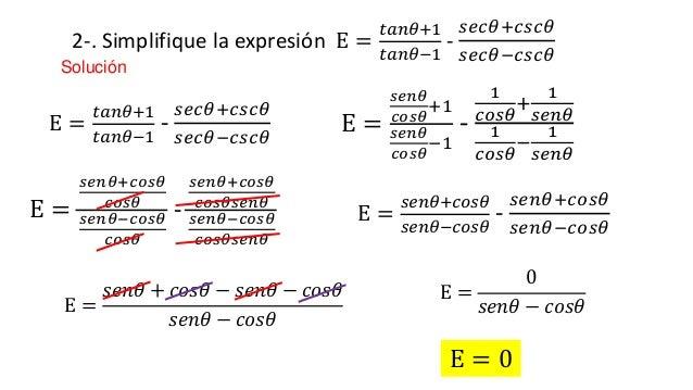 Identidades trigonometricas del arco simple Slide 3