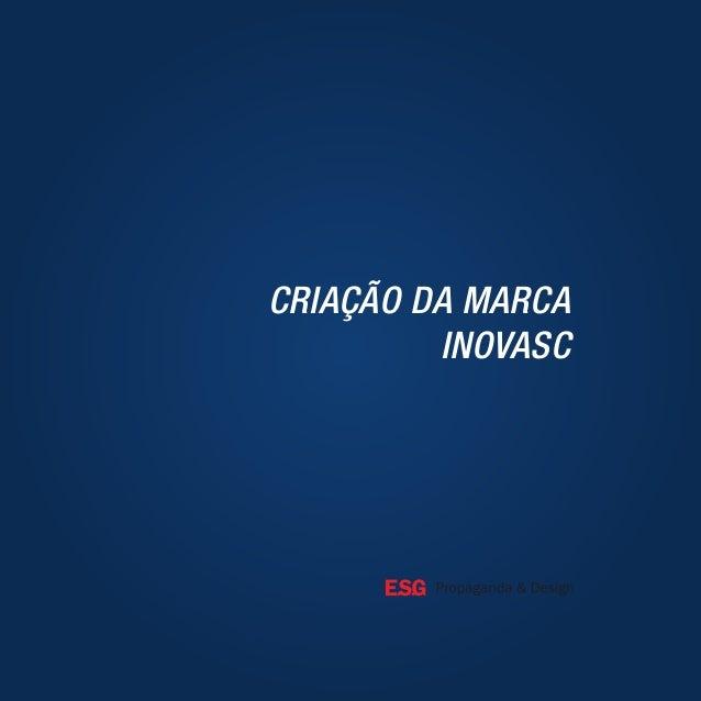 CRIAÇÃO DA MARCA INOVASC