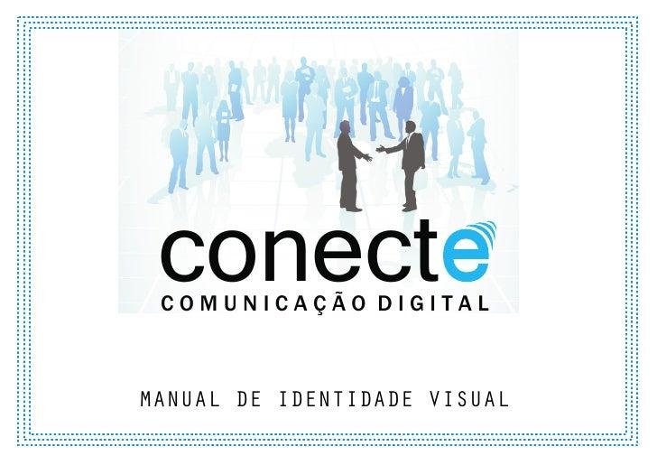 Manual de Identidade Visual  - Conecte Digital