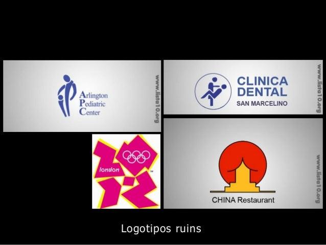 Logotipos ruins