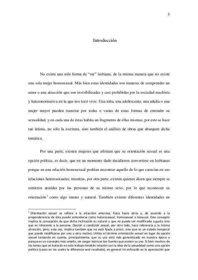 Identidad lésbica en la literatura chilena reciente por amancai argomedo carmona. Slide 3