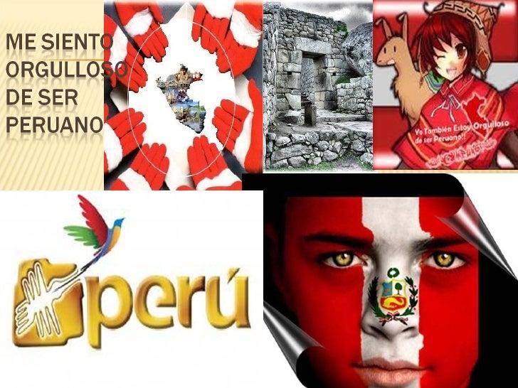 Identidad nacional peruana