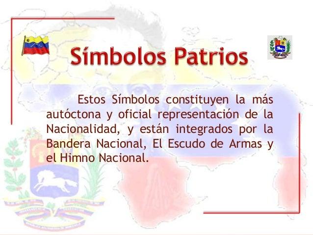 Identidad nacional de Venezuela