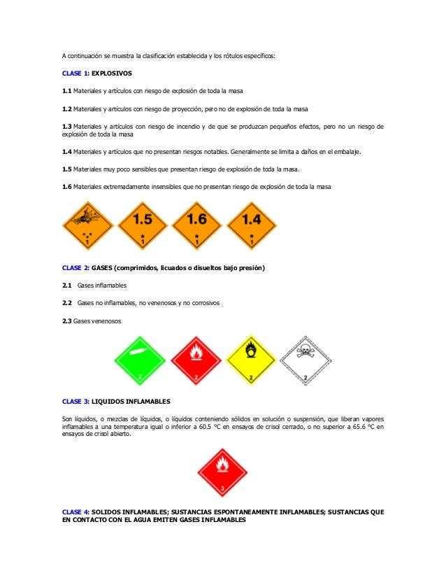 Identificacion de sustancias peligrosas y atmosferas ...