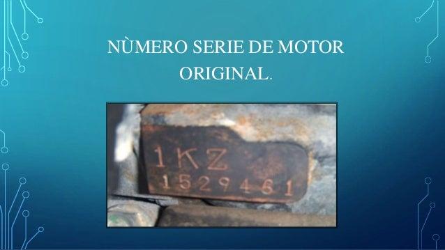 Identificacion vehicular 1