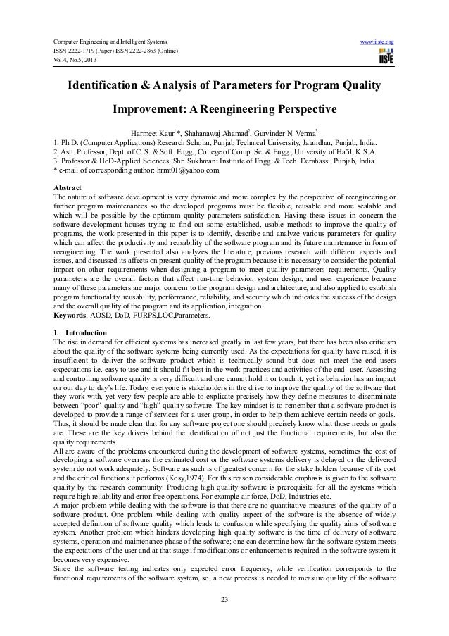 Computer Engineering and Intelligent Systems www.iiste.orgISSN 2222-1719 (Paper) ISSN 2222-2863 (Online)Vol.4, No.5, 20132...