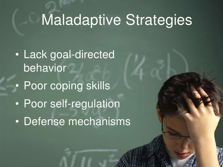 maladaptive behaviour The presence of maladaptive behaviors in young people with autism spectrum disorder (asd) can significantly limit engagement in treatment programs, as well as compromise future educational and vocational opportunities.
