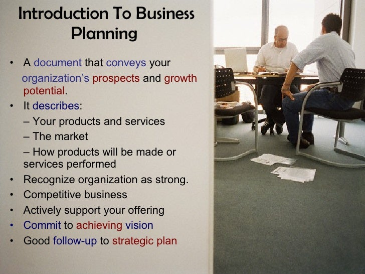 Identification Of Opportunities And Preparation Of Business Plan 1 Slide 3