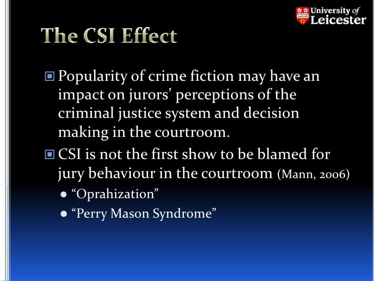 The Importance of Forensic Evidence in Court