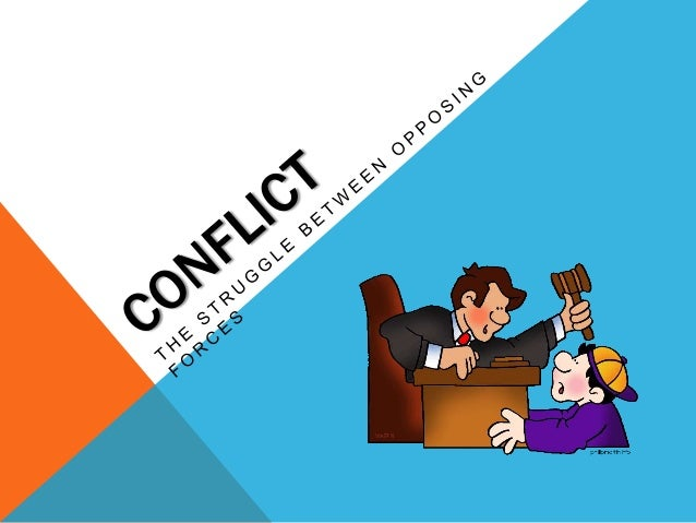 how to add conflict to story