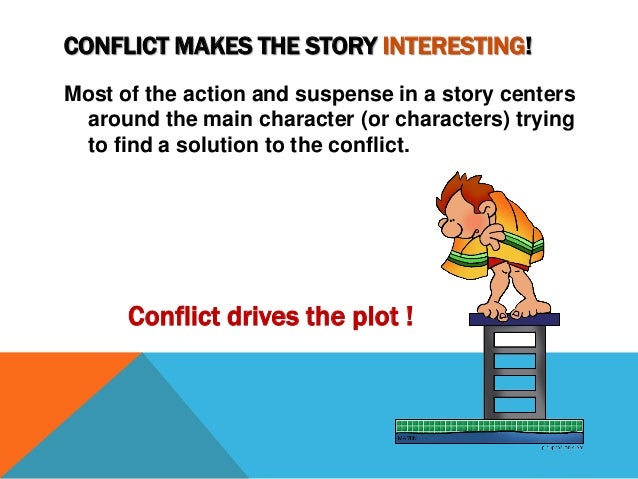 Conflict in Literature - Assignment Example