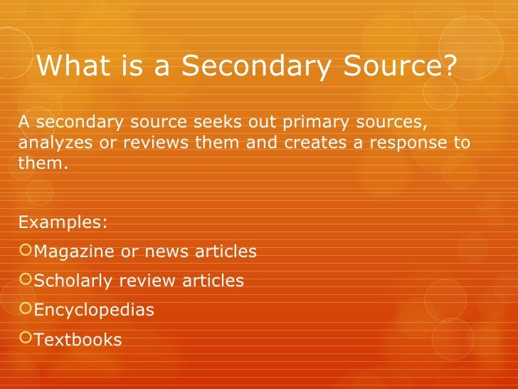 what is a primary source for a research paper Writing a custom term paper, research paper, or essay, students often do not know the difference between primary and secondary sources what types of primary sources are available it might be surprising to know that a novel is a primary source.