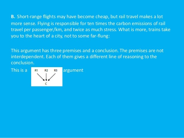Premise Indicator Words: Identifying Reasons In Arguments