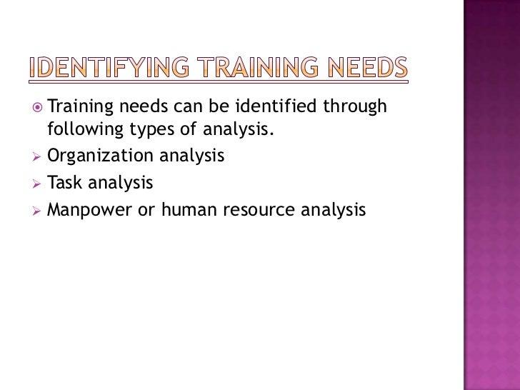 Training Needs 5: Leadership, Talent Management, and Succession Planning Needs