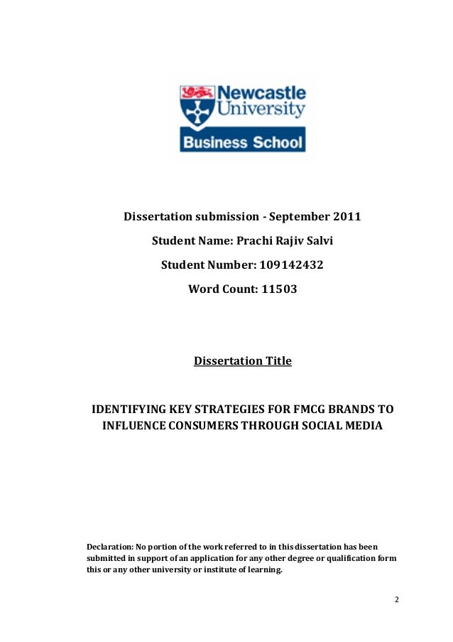 Length abstract phd thesis