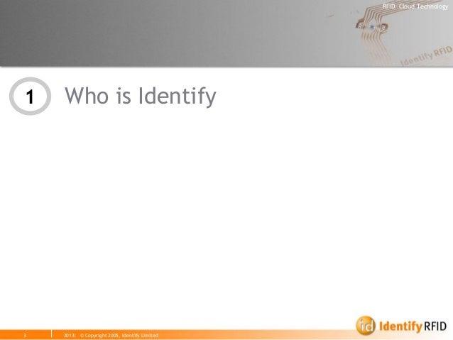 Identify rfid cloud solution (vehicle) _20130628_r01 Slide 3