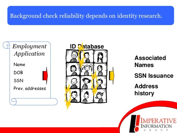 Identity and Eligibility Confirmation - E-Verify and Other Tools
