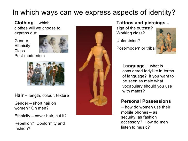our individual identity is determined by Definition of personal identity personal identity is the concept you develop about yourself that evolves over the course of your life this may include aspects of your life that you have no control over, such as where you grew up or the color of your skin, as well as choices you make in life, such as how you spend your time and.